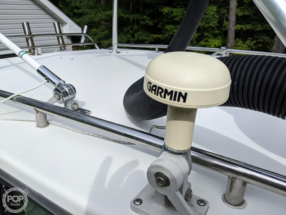 1996 May-Craft boat for sale, model of the boat is Pilot House 2300 & Image # 20 of 40