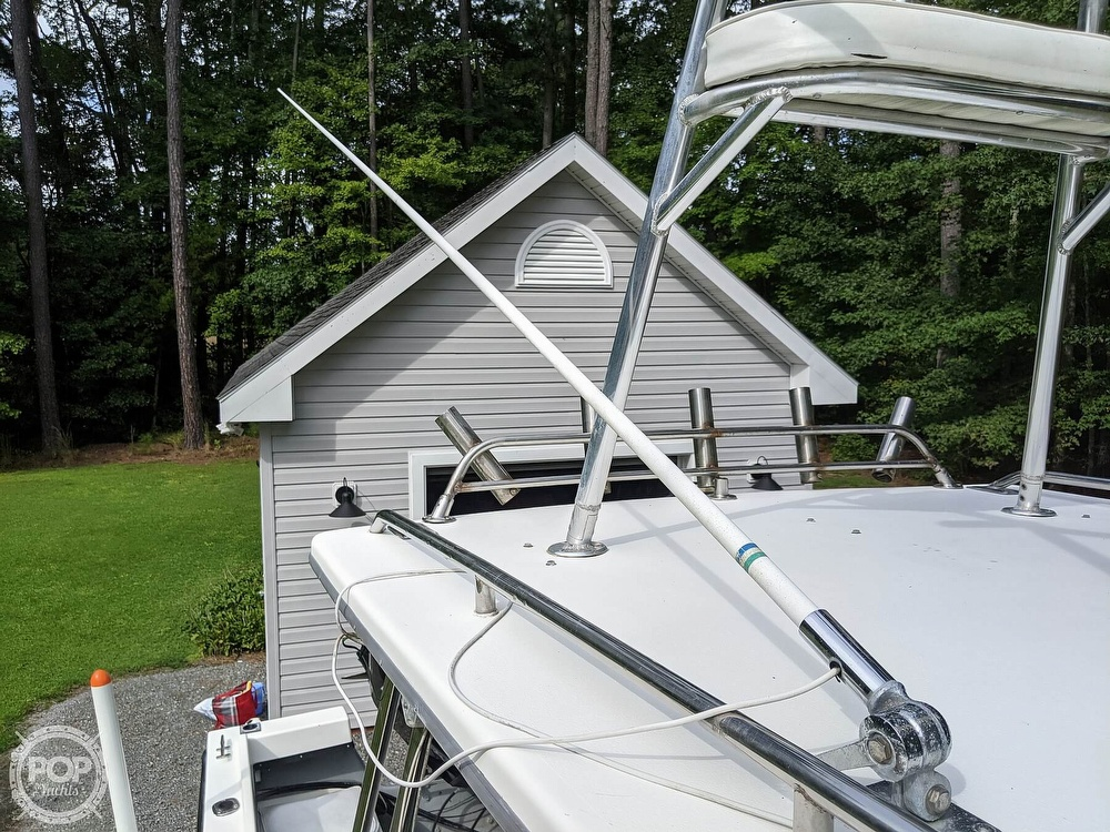 1996 May-Craft boat for sale, model of the boat is Pilot House 2300 & Image # 21 of 40