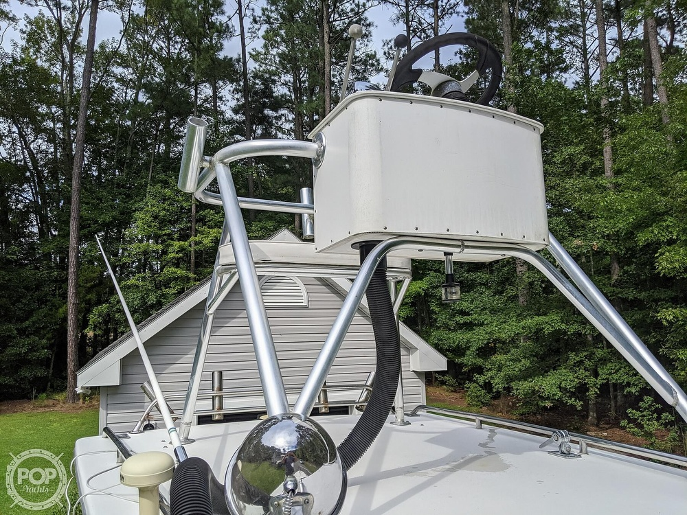 1996 May-Craft boat for sale, model of the boat is Pilot House 2300 & Image # 22 of 40