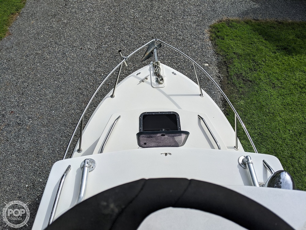 1996 May-Craft boat for sale, model of the boat is Pilot House 2300 & Image # 33 of 40