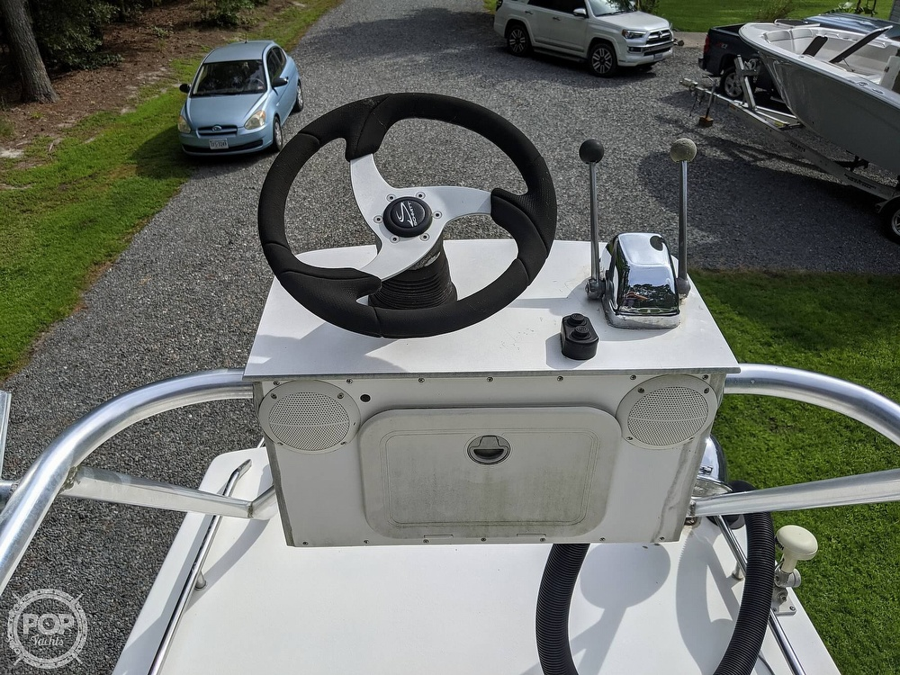 1996 May-Craft boat for sale, model of the boat is Pilot House 2300 & Image # 35 of 40