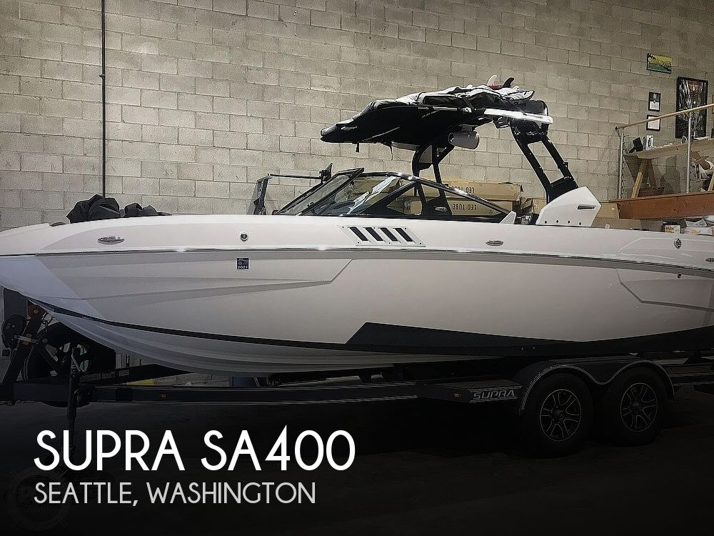 Used Power boats For Sale in Bremerton, Washington by owner | 2017 Supra SA400