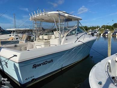 Sportcraft 31 SF, 31, for sale - $69,900
