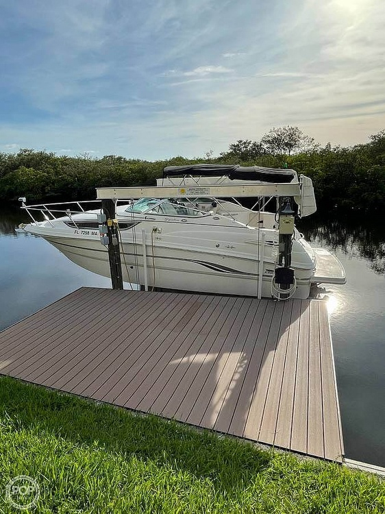 2000 Chaparral boat for sale, model of the boat is Signature 260 & Image # 2 of 25