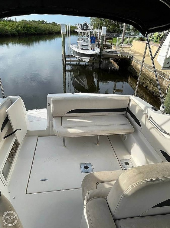 2000 Chaparral boat for sale, model of the boat is Signature 260 & Image # 19 of 25