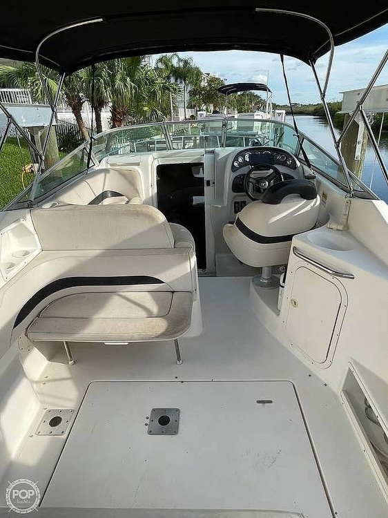 2000 Chaparral boat for sale, model of the boat is Signature 260 & Image # 21 of 25