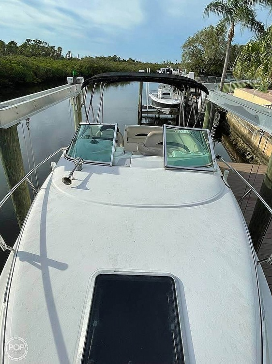 2000 Chaparral boat for sale, model of the boat is Signature 260 & Image # 22 of 25