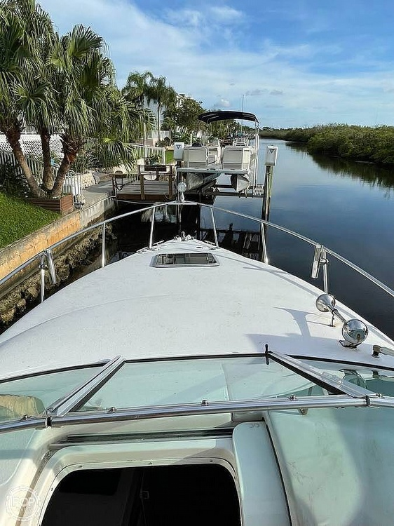 2000 Chaparral boat for sale, model of the boat is Signature 260 & Image # 23 of 25