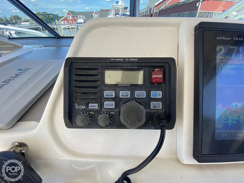 2004 Wellcraft boat for sale, model of the boat is 290 Coastal & Image # 34 of 40
