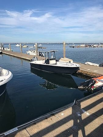 1985 Seacraft boat for sale, model of the boat is 23 cc & Image # 2 of 7