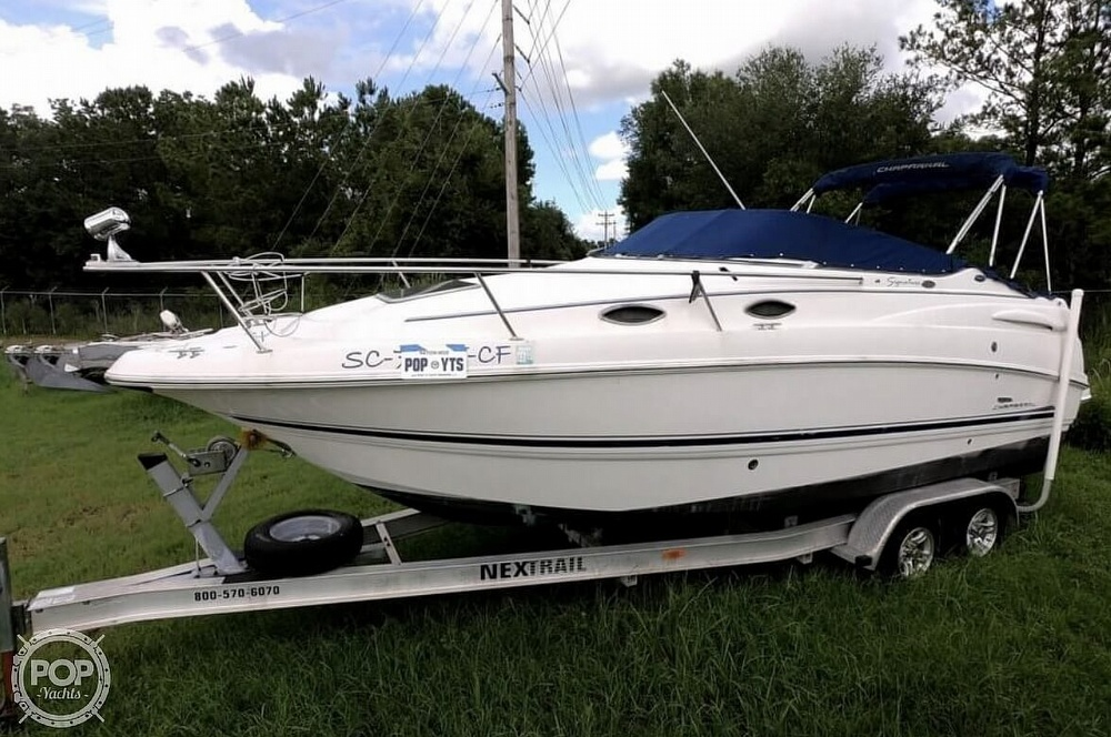 2003 Chaparral boat for sale, model of the boat is 240 Signature & Image # 21 of 40