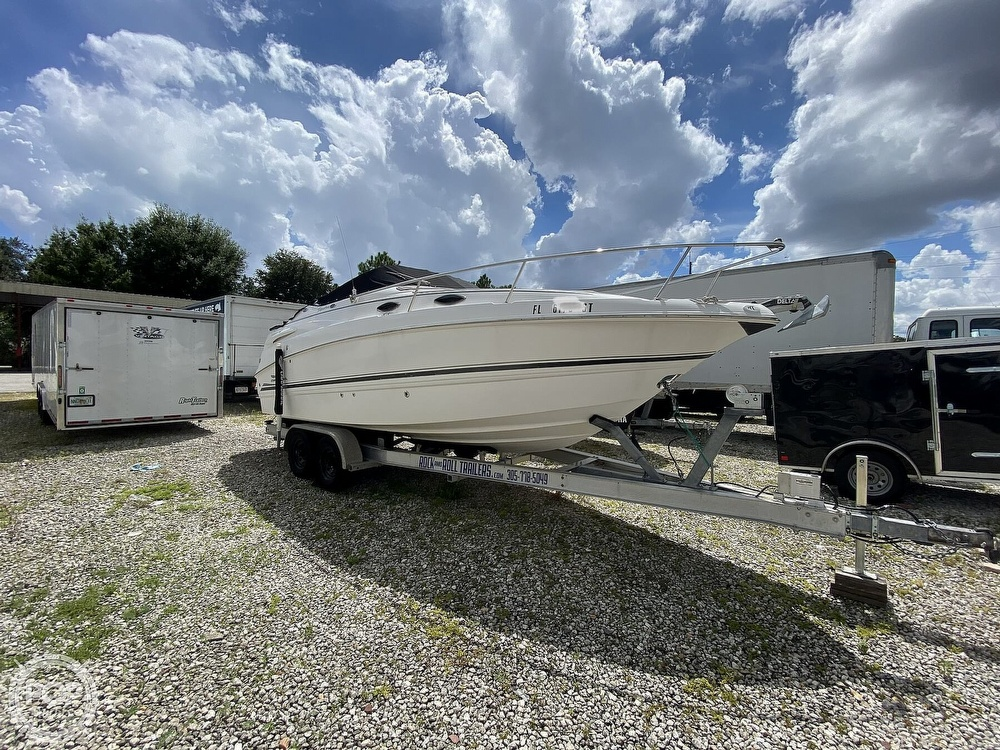 2003 Chaparral boat for sale, model of the boat is 240 Signature & Image # 2 of 40