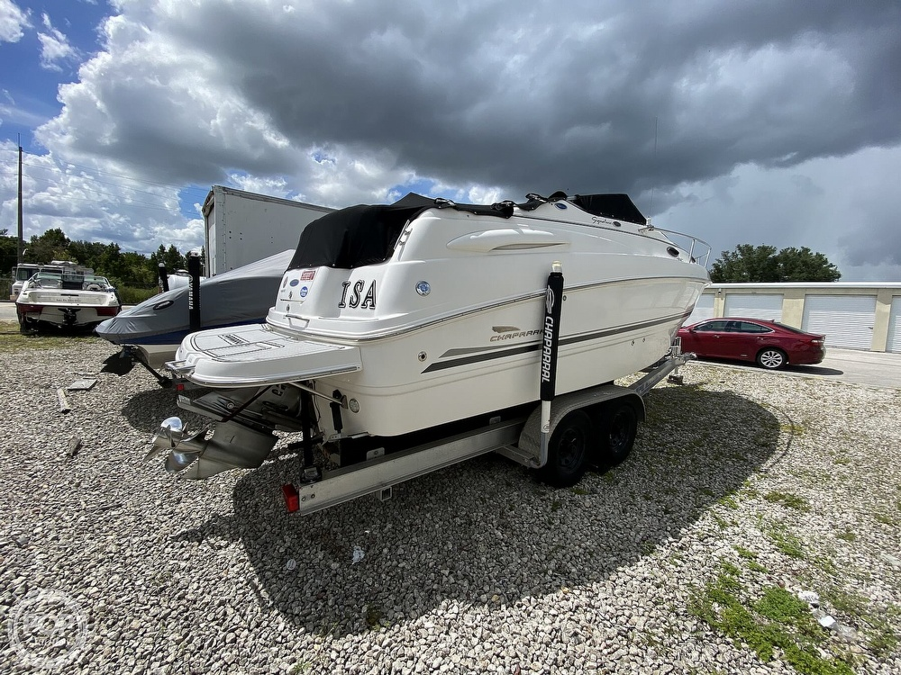 2003 Chaparral boat for sale, model of the boat is 240 Signature & Image # 3 of 40