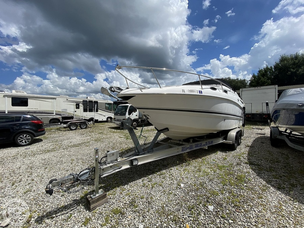 2003 Chaparral boat for sale, model of the boat is 240 Signature & Image # 4 of 40