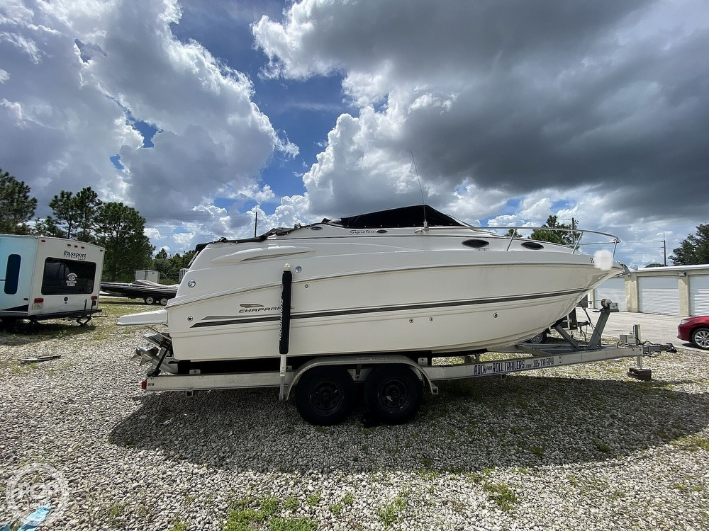 2003 Chaparral boat for sale, model of the boat is 240 Signature & Image # 12 of 40