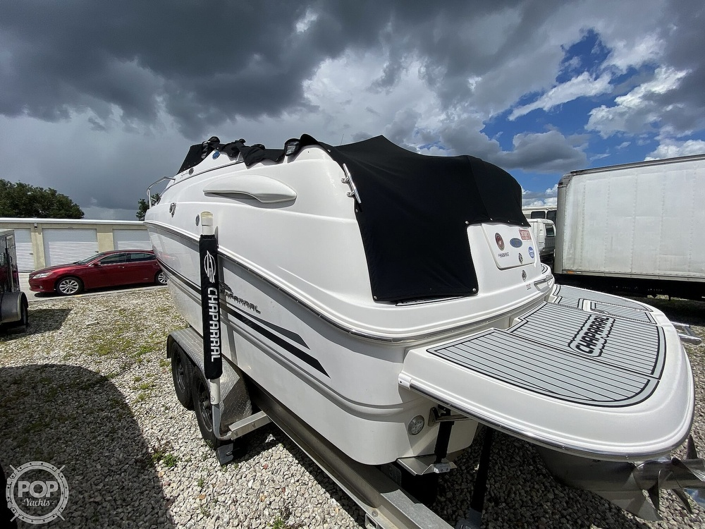 2003 Chaparral boat for sale, model of the boat is 240 Signature & Image # 20 of 40