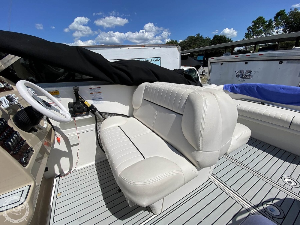 2003 Chaparral boat for sale, model of the boat is 240 Signature & Image # 26 of 40