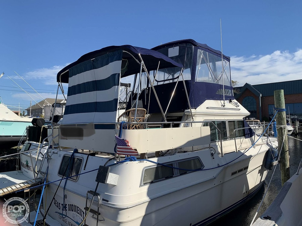 1985 Sea Ray boat for sale, model of the boat is 360 Aft Cabin & Image # 2 of 40