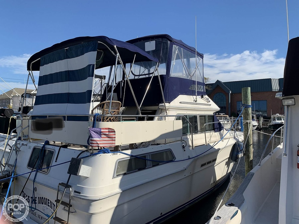 1985 Sea Ray boat for sale, model of the boat is 360 Aft Cabin & Image # 3 of 40