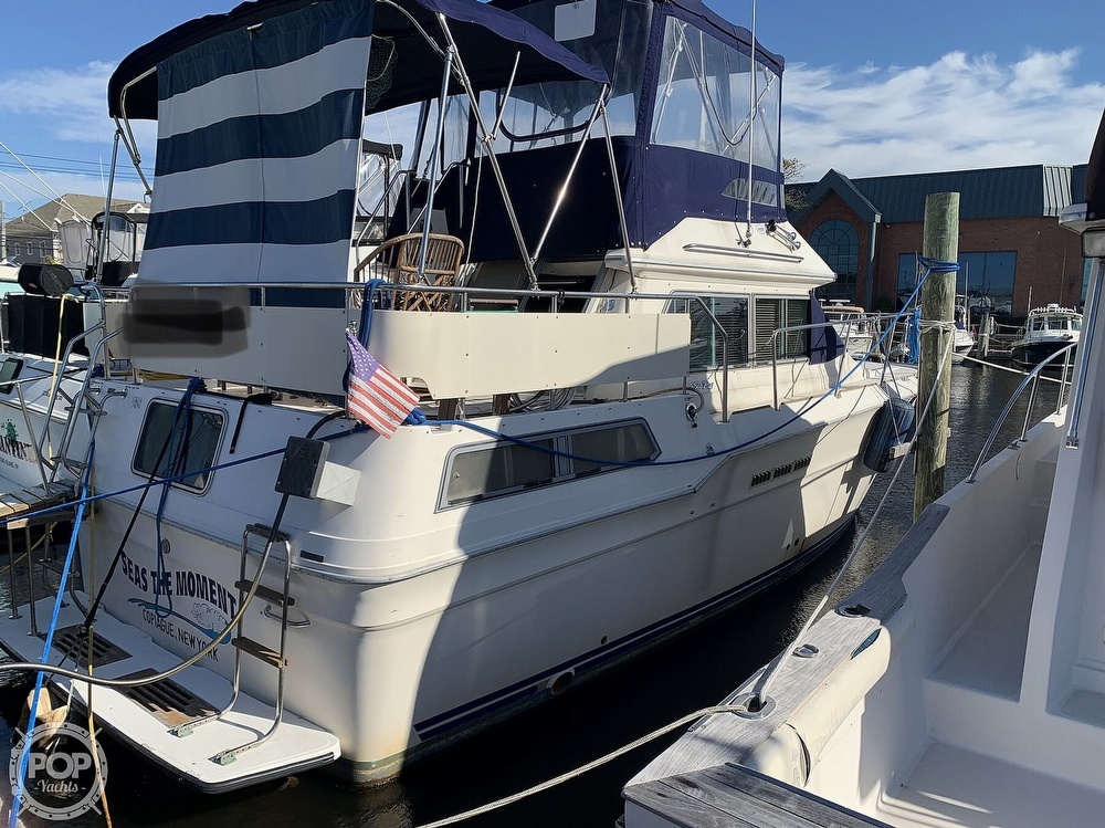 1985 Sea Ray boat for sale, model of the boat is 360 Aft Cabin & Image # 4 of 40