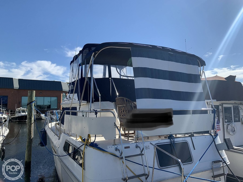 1985 Sea Ray boat for sale, model of the boat is 360 Aft Cabin & Image # 7 of 40