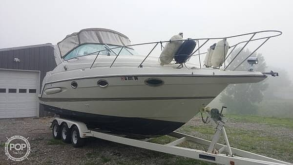 2000 Maxum boat for sale, model of the boat is 2800 SCR & Image # 2 of 16