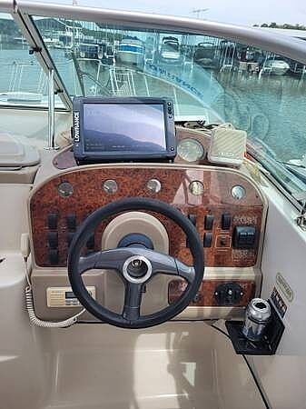 2000 Maxum boat for sale, model of the boat is 2800 SCR & Image # 7 of 16