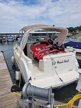 2000 Maxum boat for sale, model of the boat is 2800 SCR & Image # 6 of 16