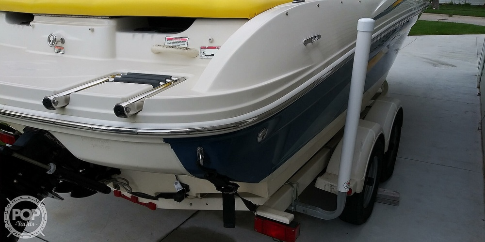2006 Sea Ray boat for sale, model of the boat is 205 sport & Image # 7 of 40