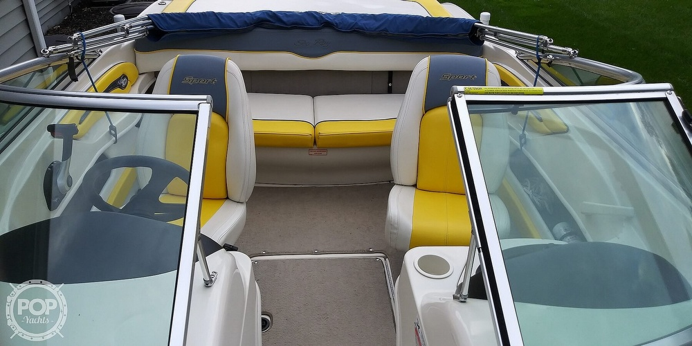 2006 Sea Ray boat for sale, model of the boat is 205 sport & Image # 30 of 40