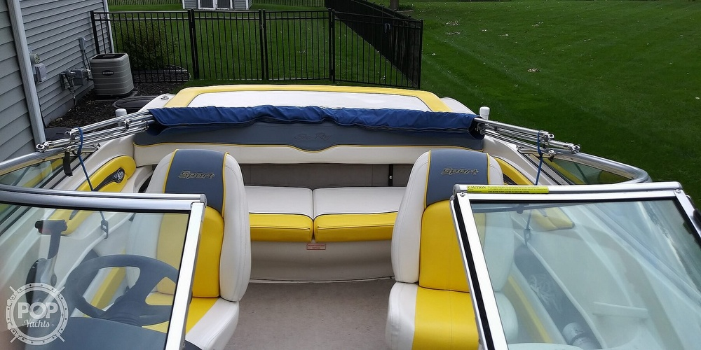 2006 Sea Ray boat for sale, model of the boat is 205 sport & Image # 31 of 40