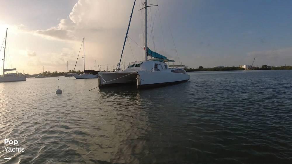 2000 Custom boat for sale, model of the boat is Starcat Aluminum Catamaran & Image # 2 of 40