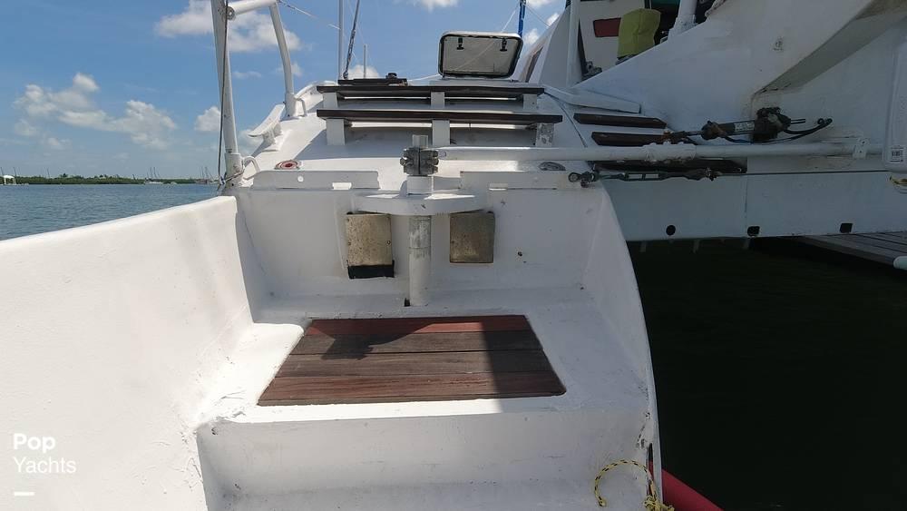 2000 Custom boat for sale, model of the boat is Starcat Aluminum Catamaran & Image # 5 of 40