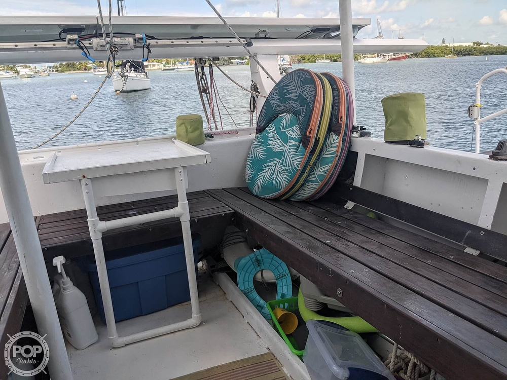 2000 Custom boat for sale, model of the boat is Starcat Aluminum Catamaran & Image # 6 of 40