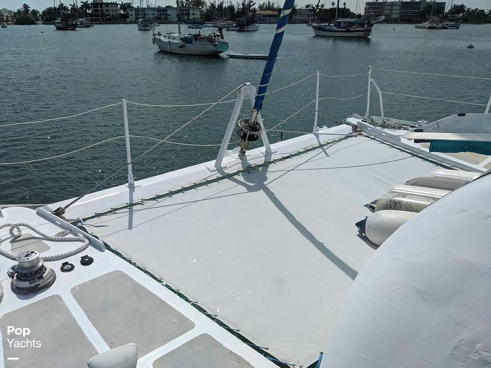 2000 Custom boat for sale, model of the boat is Starcat Aluminum Catamaran & Image # 7 of 40