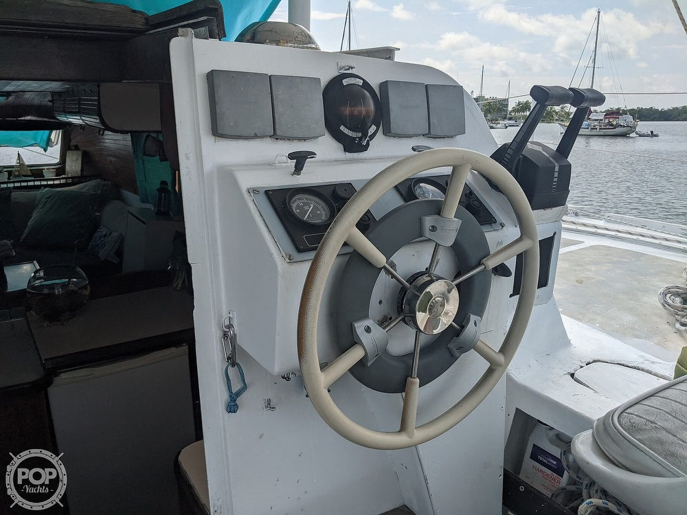 2000 Custom boat for sale, model of the boat is Starcat Aluminum Catamaran & Image # 11 of 40