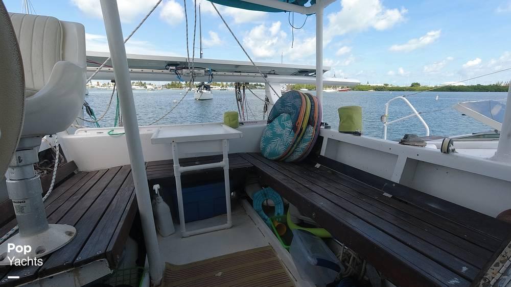 2000 Custom boat for sale, model of the boat is Starcat Aluminum Catamaran & Image # 12 of 40