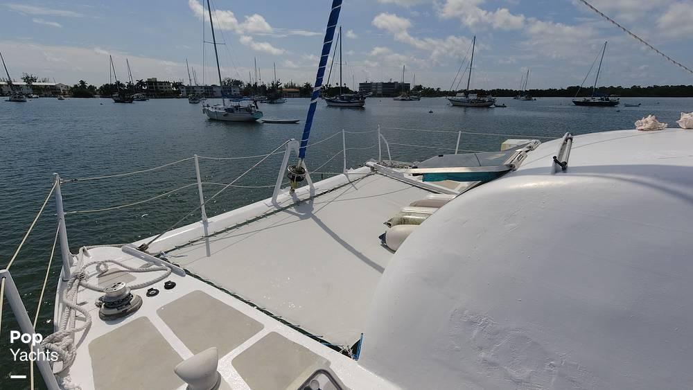 2000 Custom boat for sale, model of the boat is Starcat Aluminum Catamaran & Image # 13 of 40