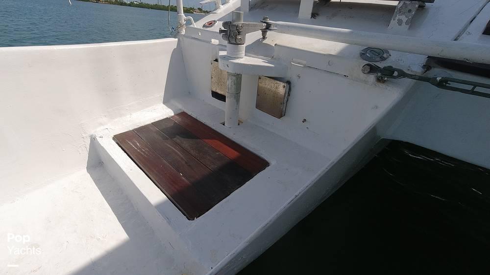 2000 Custom boat for sale, model of the boat is Starcat Aluminum Catamaran & Image # 15 of 40