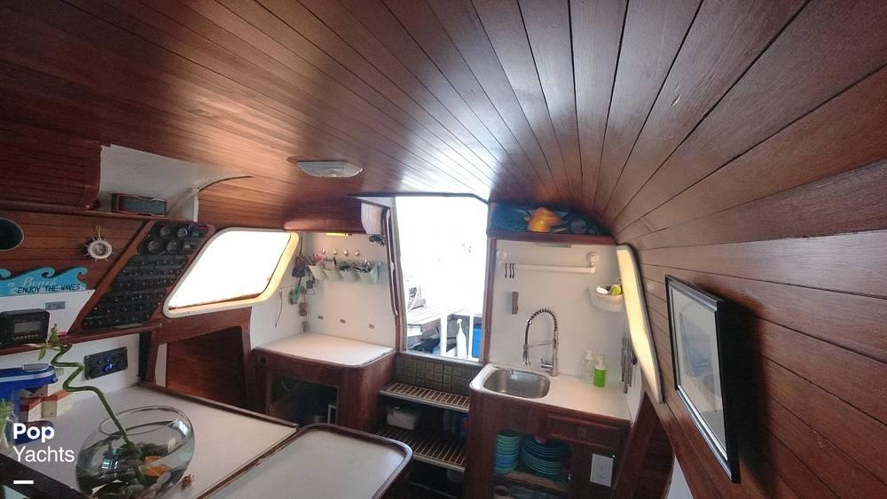 2000 Custom boat for sale, model of the boat is Starcat Aluminum Catamaran & Image # 31 of 40