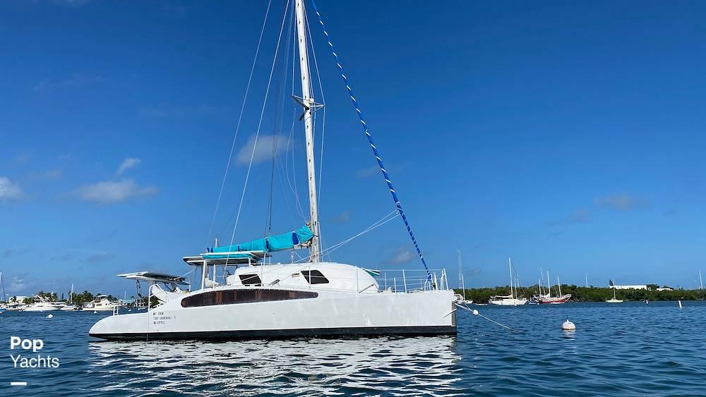 2000 Custom boat for sale, model of the boat is Starcat Aluminum Catamaran & Image # 39 of 40