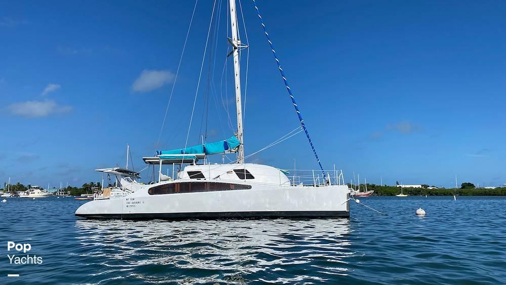 2000 Custom boat for sale, model of the boat is Starcat Aluminum Catamaran & Image # 40 of 40