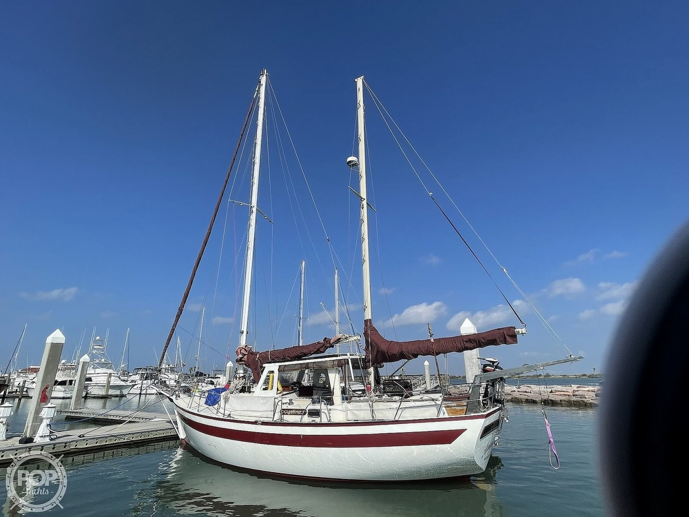 1978 Islander boat for sale, model of the boat is Freeport 41 & Image # 35 of 40