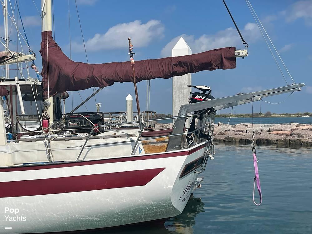 1978 Islander boat for sale, model of the boat is Freeport 41 & Image # 36 of 40