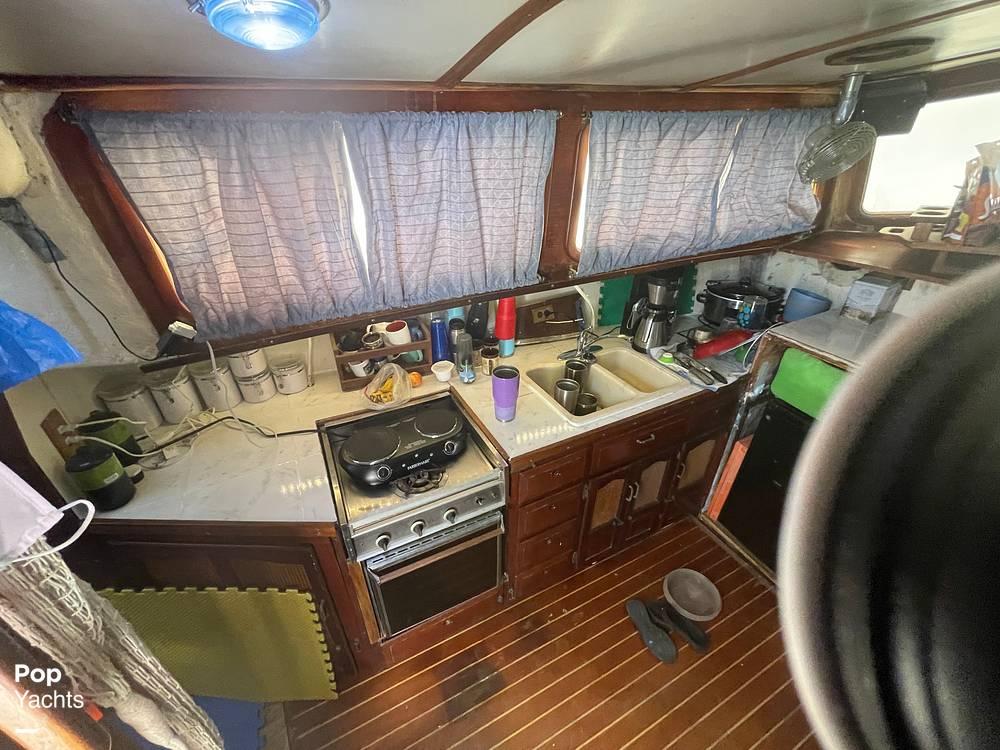 1978 Islander boat for sale, model of the boat is Freeport 41 & Image # 21 of 40