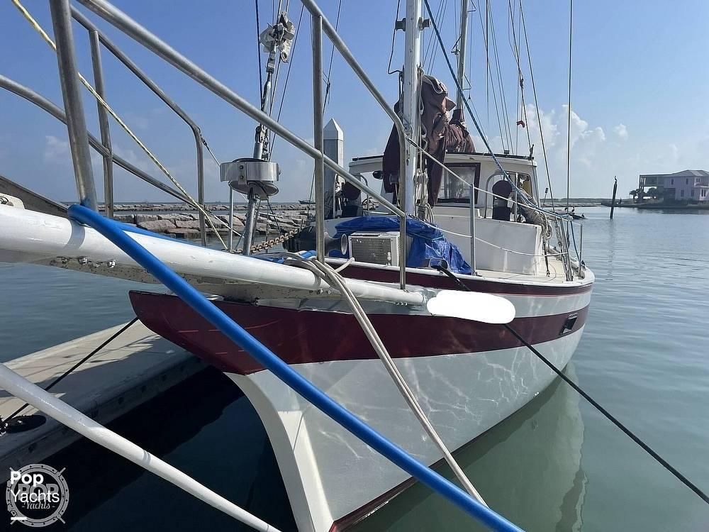 1978 Islander boat for sale, model of the boat is Freeport 41 & Image # 7 of 40