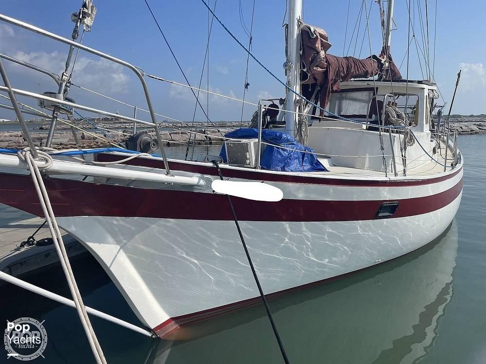 1978 Islander boat for sale, model of the boat is Freeport 41 & Image # 8 of 40