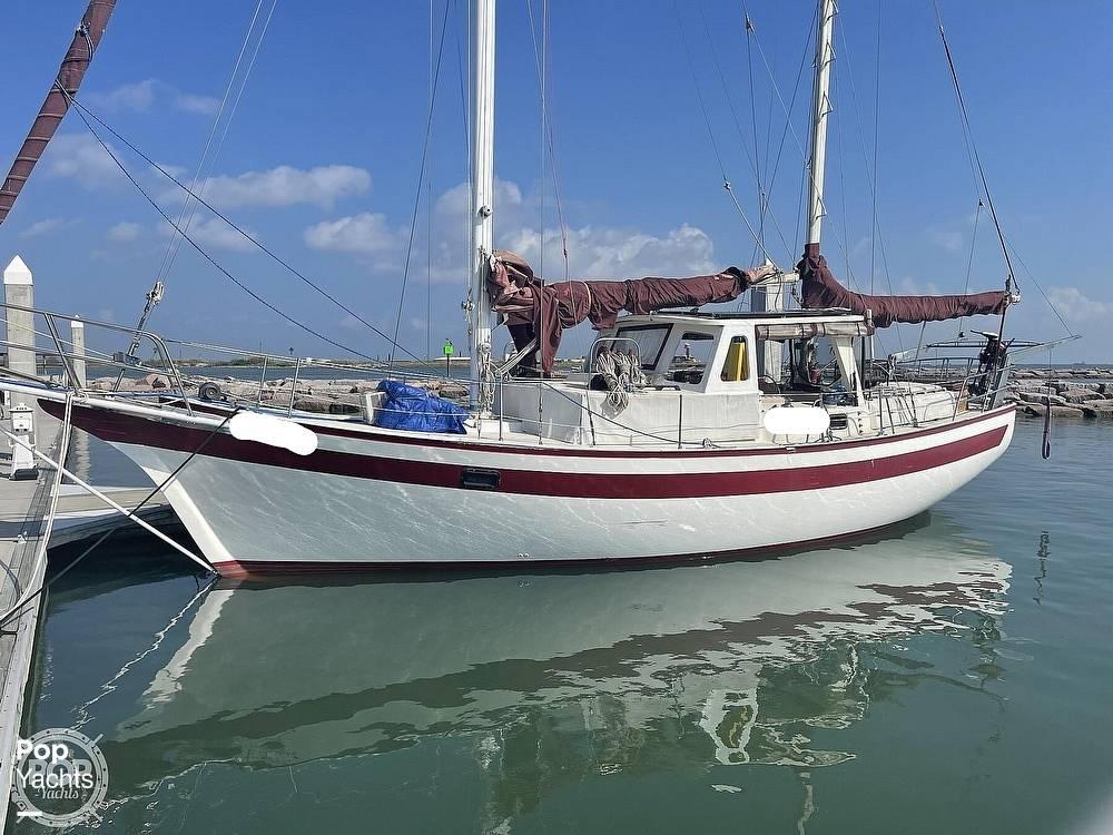 1978 Islander boat for sale, model of the boat is Freeport 41 & Image # 4 of 40