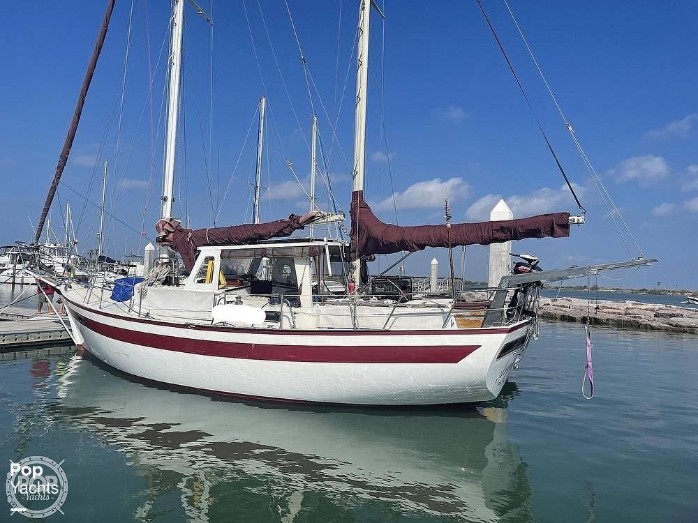 1978 Islander boat for sale, model of the boat is Freeport 41 & Image # 5 of 40
