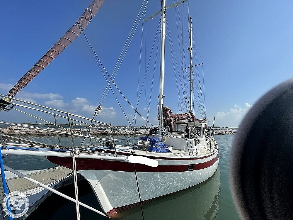 1978 Islander boat for sale, model of the boat is Freeport 41 & Image # 11 of 40